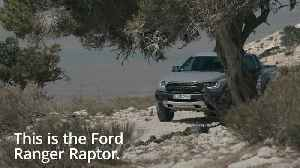 A look at the new Ford Ranger Raptor [Video]