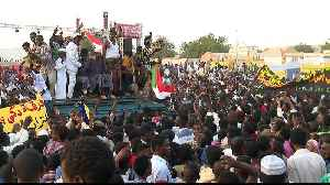 Huge crowds join protest against Sudan's military leaders [Video]