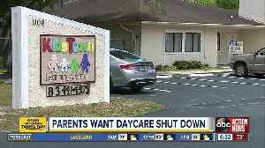 Daycare under investigation, accused of abusing toddlers [Video]