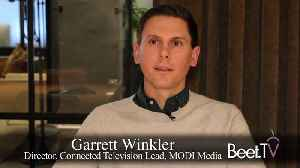 TV Viewing Gaps Require Layering On A Multitude Of Data: MODI's Winkler [Video]