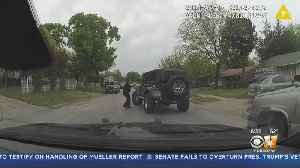 Dashcam Video Released Of Fort Worth Officer Shooting At Suspect [Video]