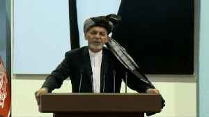 Afghan grand council pitches for talks with Taliban, offers ceasefire [Video]
