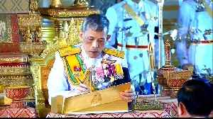 News video: Thailand prepares to formally crown King Maha Vajiralongkorn