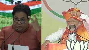 'First protest, now me-too': Modi mocks Congress' 6 surgical strikes claim [Video]