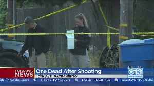 Man Shot, Killed Inside Oak Park Home [Video]