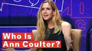 Who Is Ann Coulter? [Video]