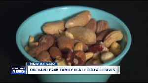 Family finds success in food allergy treatment [Video]