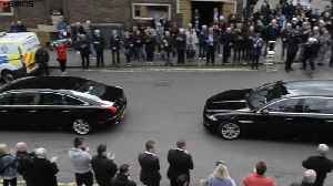 Funeral of Billy McNeill at St Aloysius' Church [Video]