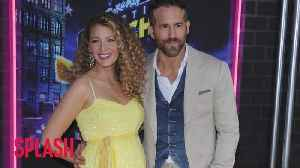Blake Lively Pregnant With Third Child! [Video]