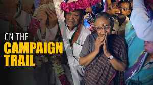 'If BJP has Modi, we have Rahul': Sheila Dikshit on the Campaign Trail [Video]