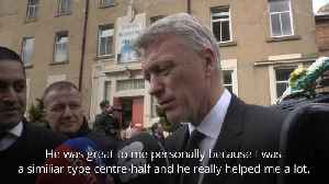 News video: Mourners gather in Glasgow for McNeill funeral