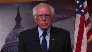 Bernie Sanders on Trump's veto on Yemen [Video]
