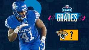 Daniel Jeremiah grades the Jacksonville Jaguars' 2019 draft class [Video]