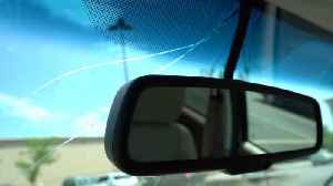 Woman Says Brick Thrown from Bridge Smashed Her Windshield on North Carolina Highway [Video]