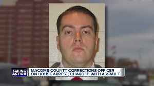 Second Macomb County jail deputy charged with criminal sexual conduct [Video]