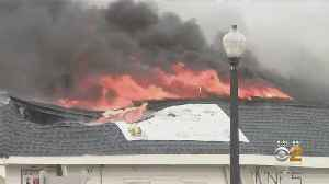 Businesses Look To Rebuild After Jersey Shore Fire [Video]