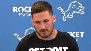 Danny Amendola doesn't care if Lions are on Hard Knocks [Video]