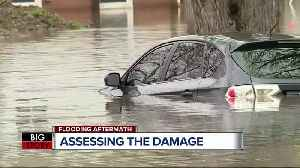 Flood victims learning their cars may be totaled and insurance may not be enough to cover a replacement [Video]