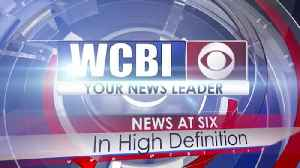 WCBI NEWS AT SIX - MAY 3, 2019 [Video]