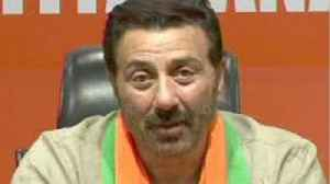 Sunny Deol reveals about the issues for which he fighting in Election | Oneindia News [Video]
