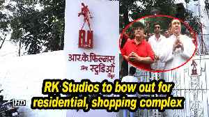 RK Studios to bow out for residential, shopping complex [Video]