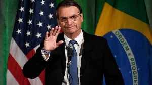 Brazil's Bolsonaro Cancels NY Trip [Video]
