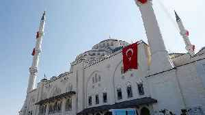 Camlica in Istanbul: Erdogan officially opens Turkey's largest mosque [Video]