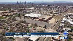 Neighbors oppose rezoning of former AT&T site, worry about displacement in Denver neighborhood [Video]