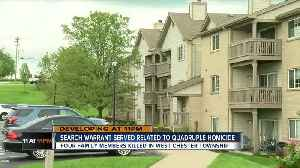 Search but no arrests in West Chester homicide investigation [Video]