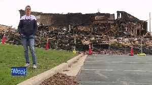 De Pere fire victims share optimism about their futures [Video]
