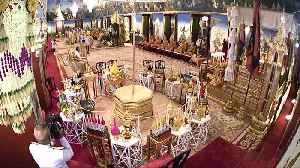 News video: Thai king conducts final rituals on eve of coronation