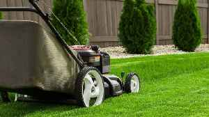 Cordless, Self-Propelling, Rechargeable Lawn Mower Perfect For Father's Day [Video]