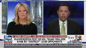 Jason Chaffetz says that Times trying to inoculate itself and FBI [Video]