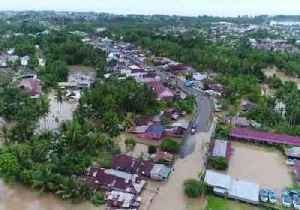 Torrential Rain Causes Fatal Flooding in Indonesia [Video]