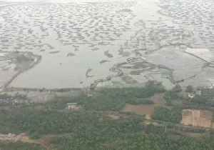 Cyclone Fani Flooding Swamps Land Around Puri [Video]