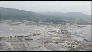 Aerial footage reveals scale of devastation [Video]