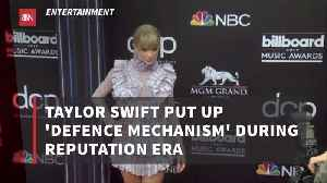 Taylor Swift Went Into Defensive Mode In The Past [Video]