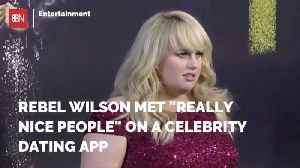 Rebel Wilson Has Good Experience With Dating Apps [Video]