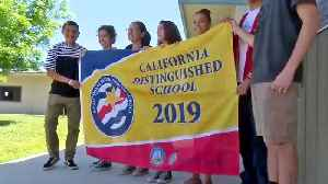 High School in Gilroy Recognized as Among Nation's Best [Video]