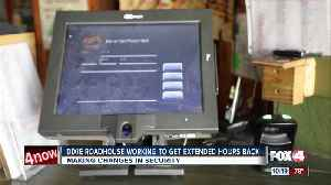 Dixie Roadhouse adds new security in hopes to get extended hours back [Video]