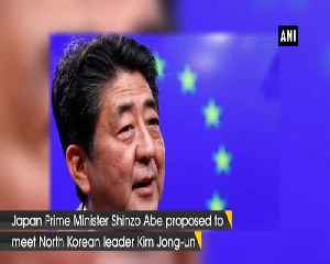 Japan again approaches North Korea for talks [Video]