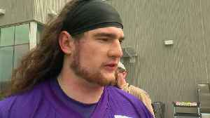 Kyle Kilgore Living Out His Vikings Dream [Video]