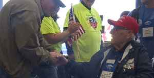 Local veterans travel to Washington DC with honor flight [Video]