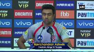 Have lost most of games in powerplay battle says Ravichandran Ashwin [Video]