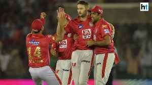 IPL 2019 Kolkata Knight Riders beat Kings XI Punjab by seven wickets [Video]