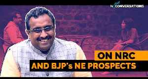 'Will double 2014 tally from North-East': Ram Madhav dismisses NRC row [Video]