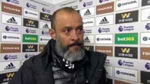 Nuno: Performing well was important [Video]
