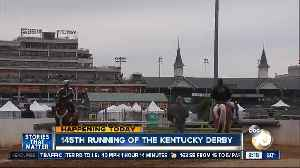 145th running of the Kentucky Derby [Video]