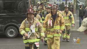Hundreds Turn Out To Honor 9/11 Victims At Fifth Annual New York City Memorial Stair Climb [Video]
