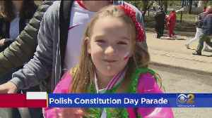 Thousands Attend Chicago's Polish Constitution Day Parade [Video]